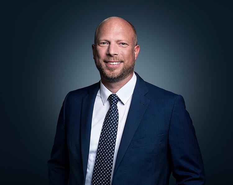 Dr. Andreas Eberhorn, neuer Country Head bei Sandoz Österreich