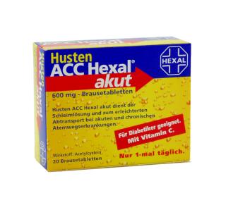 Husten ACC hexal
