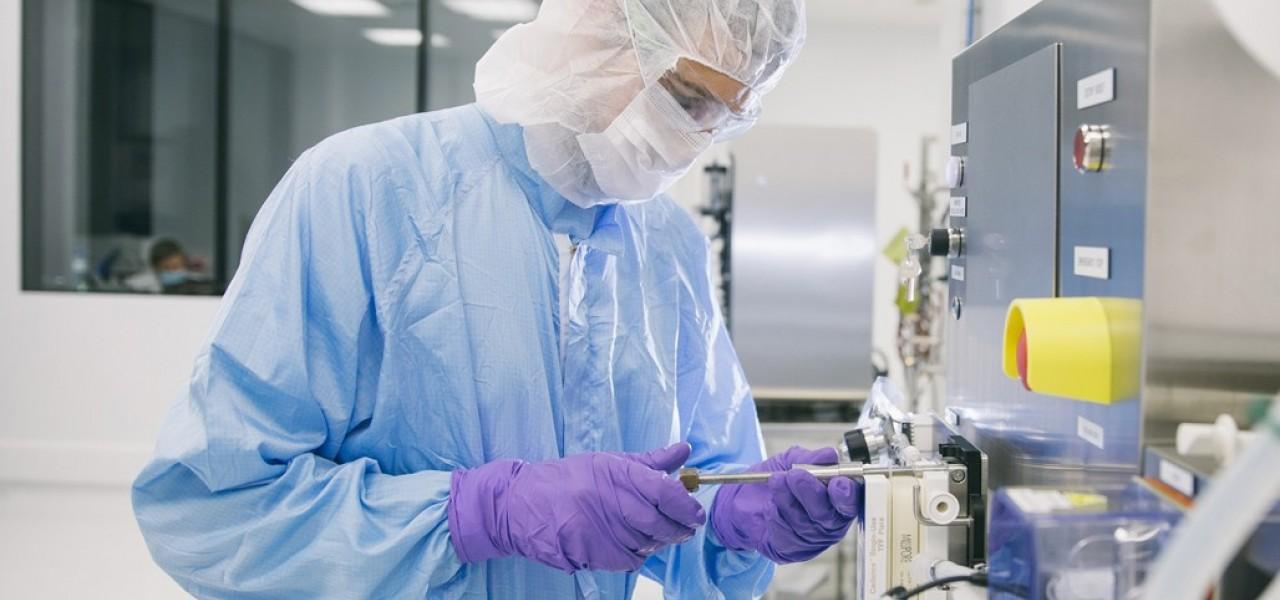 Novartis unterzeichnet erste Vereinbarung mit CureVac zur Herstellung des COVID-19-Impfstoffkandidaten